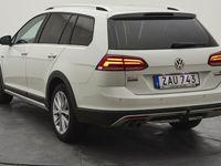 begagnad VW Golf Sportscombi TDI 184 DSG7 4M/Pluspaket/Dragpaket