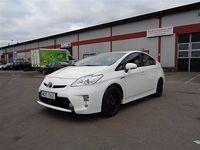 begagnad Toyota Prius 1.8 Executiv Head up Backkamer Halvkombi