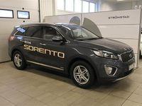 begagnad Kia Sorento 2,2 BUSINESS AWD 7SITS -16