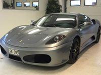 begagnad Ferrari F430 F1 Nyservad -06