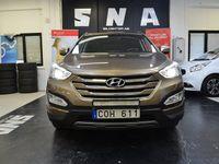begagnad Hyundai Santa Fe 2.2 CRDi 4WD Shiftronic 200hk drag