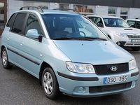 begagnad Hyundai Matrix 1,5 CRDI / ACC / Lågamil-08