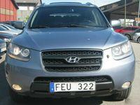 begagnad Hyundai Santa Fe 2.7 4WD/ACC/VDäck/ 1 Brukare!