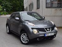 begagnad Nissan Juke 1.5 DCI NAV BACKKAMERA ACC