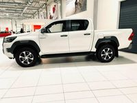 begagnad Toyota HiLux Dubbelhytt 2,8 Turbo D-4D 4WD (204hk) Aut