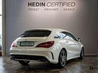 begagnad Mercedes CLA200 Shooting Brake Aut // AMG Line //