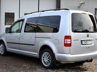 begagnad VW Caddy Maxi Life 2.0TDI 4x4 7-sit