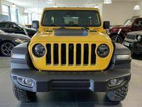 begagnad Jeep Wrangler PHEV RUBICON 2.0 380HK 4 DÖRRAR MY21