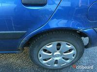 begagnad Ford Fiesta 1.3l