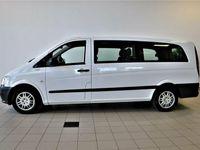 begagnad Mercedes Vito 116 CDI Mixto 5-sits X-Lång