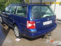 begagnad VW Passat 1.8t besiktat och skattat