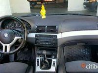 begagnad BMW 320 kombi