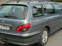 begagnad Peugeot 406 dealer