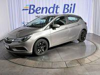 begagnad Opel Astra 5-dörrars Enjoy 1,6 CDTI *Miljöbil*