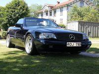 begagnad Mercedes SL320 -96