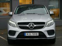 begagnad Mercedes GLE350 d 4M Coupé AMG Pano H/K Navi