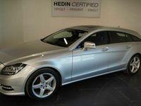 begagnad Mercedes CLS350 Shooting Brake - Benz CDI BlueEFFICIENCY 4MATIC AMG Paket 265hk