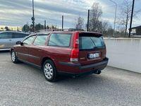 begagnad Volvo V70 2,4 Automat Business 170hk Drag/V-hjul