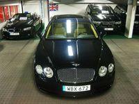 begagnad Bentley Continental Flying Spur mulliner w12