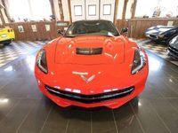 begagnad Chevrolet Corvette C7 COMPETITION Z51 EV BYTE