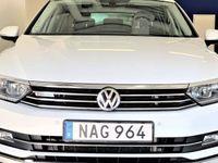 begagnad VW Passat Variant 2.0 TDI SCR BlueMotion 4Motion DSG
