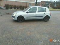 begagnad Renault Clio 1.2 16v i perfekt skick