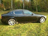 begagnad Maserati Quattroporte 7000 mil Sedan