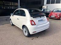 begagnad Fiat 500C 1.2L 69HK Lounge CarPlay