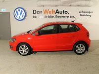 begagnad VW Polo 1,4 85 MASTERS