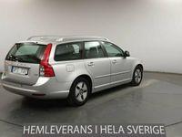 begagnad Volvo V50 D2 Summum 115hk 2-Brukare Nyservad Nybesiktad
