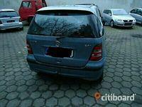 begagnad Mercedes A170 CDI 2004 AUTOMAT
