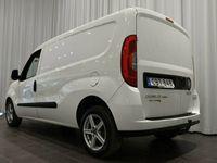 begagnad Fiat Doblò Van Maxi MultiJet 120hk