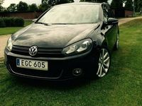 begagnad VW Golf VI 4Motion TDI FULL EXTRA