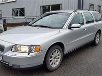 begagnad Volvo V70 2,4 140Hk Drag 7300mil -05