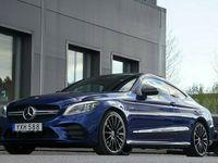 begagnad Mercedes C43 AMG AMG4M Coupé 390hk PERFORMANCE Lucka