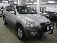 begagnad Kia Sorento 3.5 AWD AUTO SKINN ACC SVENSK -05