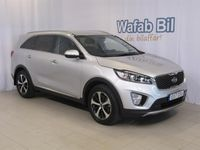 begagnad Kia Sorento 2,2 CDRi Business Aut AWD 7-sits