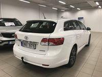 begagnad Toyota Avensis Kombi Business B1 1.8 147hk