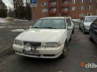 begagnad Volvo V70 reservdelbil