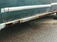 begagnad Nissan Almera rep.objekt eller reservdels bil
