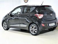 begagnad Hyundai i10 Premium 1.2 Manuell 87hk