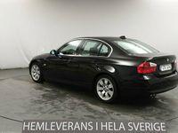 begagnad BMW 325 d Sedan Comfort M-Ratt Skinn Nyservad 197hk