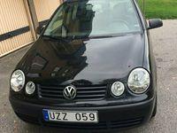 begagnad VW Polo 1.4 75hk -04 NY BESIKTIGAD