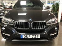 begagnad BMW X6 40d, *xDrive*, Automat, Euro 6, 313hk
