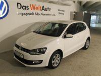 begagnad VW Polo 1,4 85 MASTERS Halvkombi