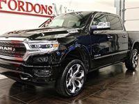 begagnad Dodge Ram LIMITED Luftfjädring & Advanced Safety Group