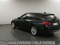 begagnad BMW 330 d xDrive Touring, F31 (258hk)