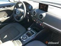 begagnad Audi A3 (privatleasnig)