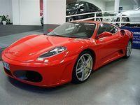 begagnad Ferrari F430 F1 COUPÉ CARBON Sportkupé