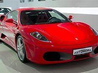 begagnad Ferrari F430 F1 Sedan